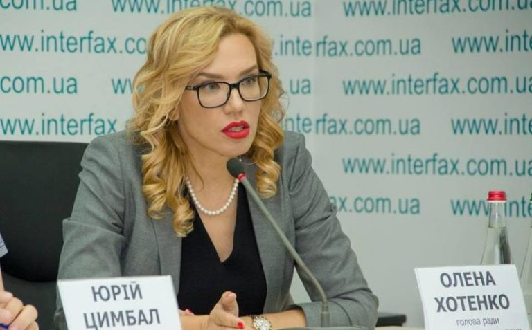 """Рівнянка Олена Хотенко презентує фінансову грамотність у проекті """"Нові лідери"""""""