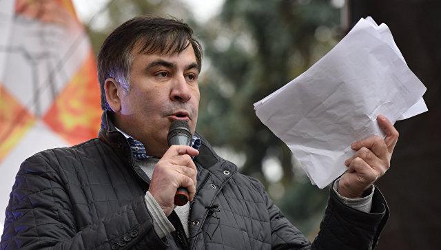 Саакашвілі будуватиме політичну кар'єру в Європі