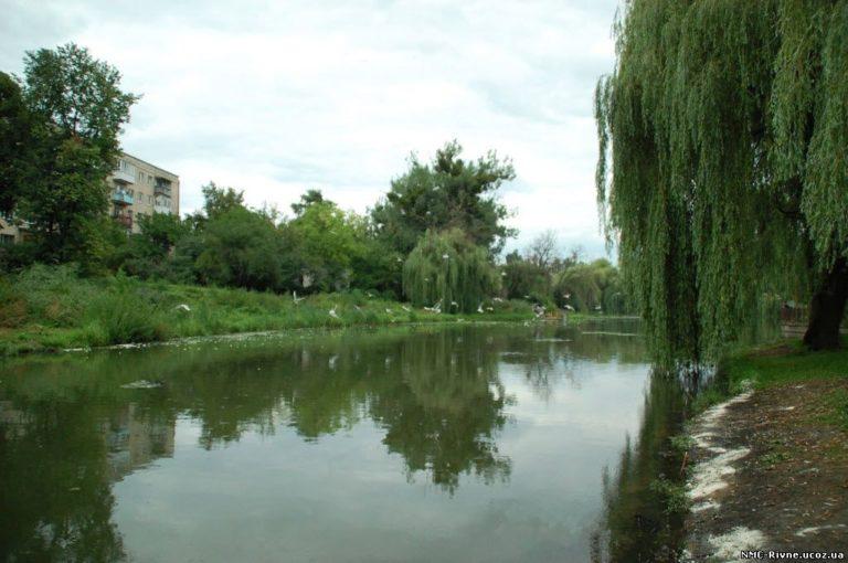 Оздоровленням басейну річки Устя займеться «Фонд Олексія Муляренка»