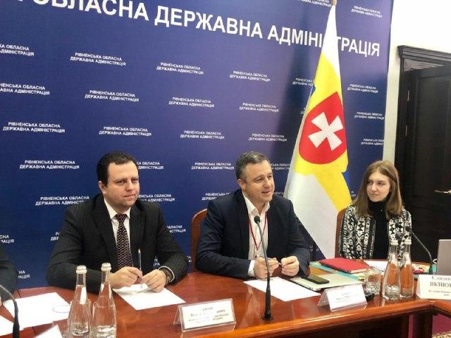 Перша в Україні Національна дитяча рада створена на Рівненщині