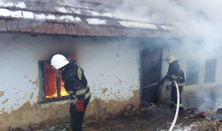 В Рівненській області збільшилася кількість загибелі громадян на пожежах