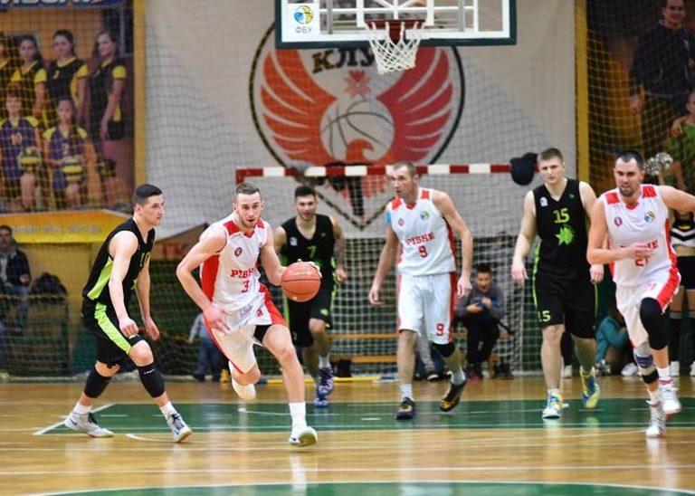 Рівненські баскетболісти отримають підтримку з обласного бюджету
