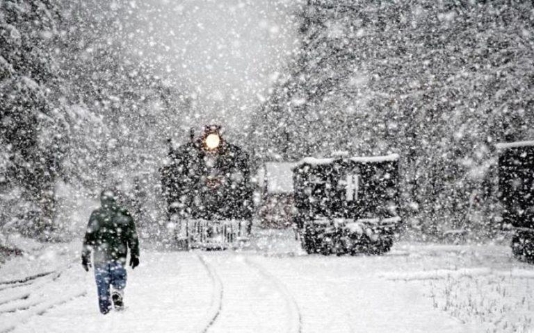 На Рівненщину йдуть сильні снігопади