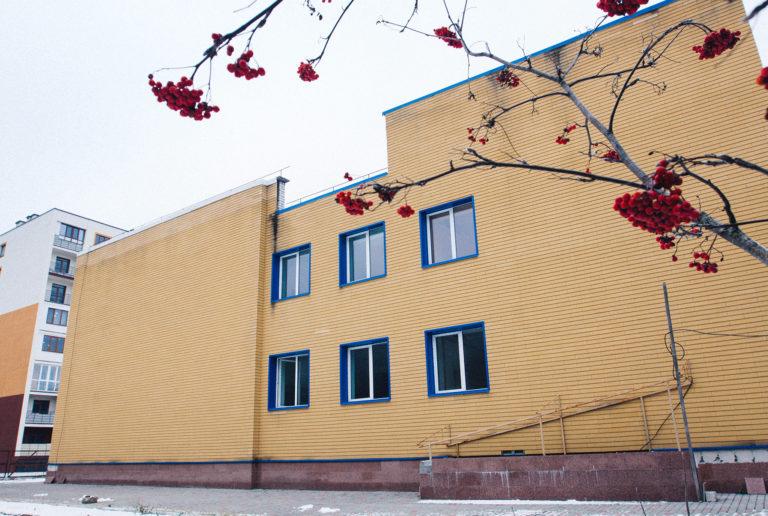 На Рівненській АЕС будують реабілітаційно-оздоровчий центр