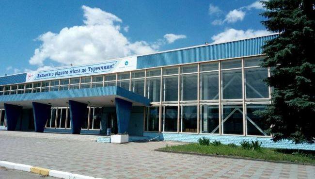 Рівненський аеропорт через борги опинився на межі закриття