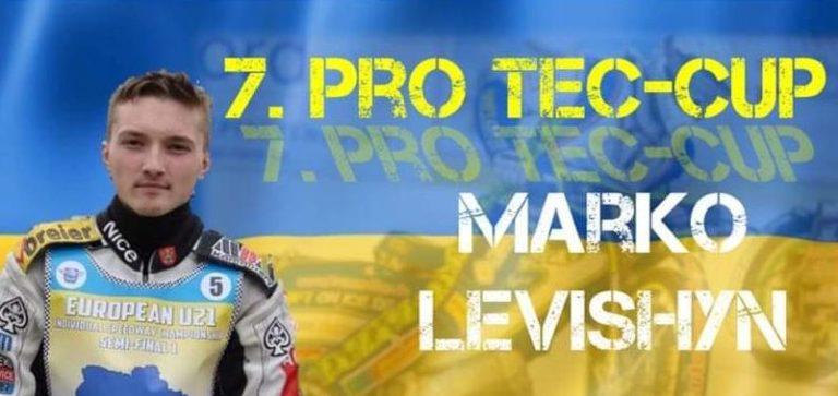 Спідвей: рівнянин Марко Левішин стартуватиме в турнірі по льодогарі у Німеччині