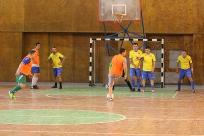 Рівненські «криміналісти» перемогли у першому матчі «Стандарт-ліги»
