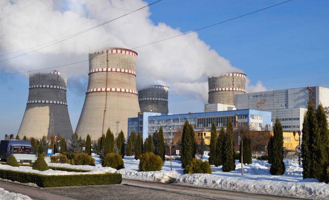 Завтра від енергомережі відключать енергоблок №1 на Рівненській АЕС