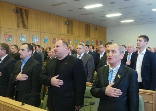 23 січня відбудеться позачергове засідання сесії Рівненської облради