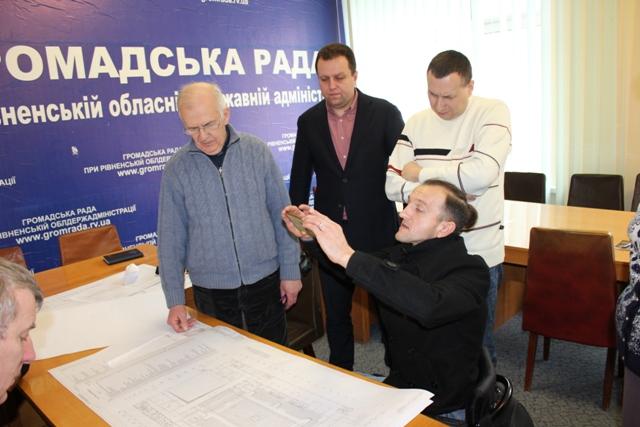 Спорткомплекс на Макарова буде доступний для людей з обмеженими можливостями
