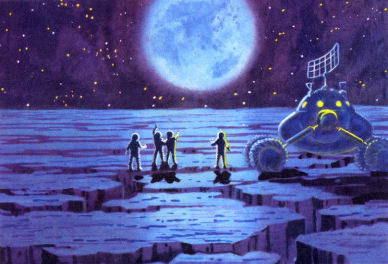 У Рівному демонструватимуть «Космічні фантазії»