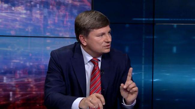 Усі дії штабу Порошенка є публічними і прозорими – Артур Герасимов