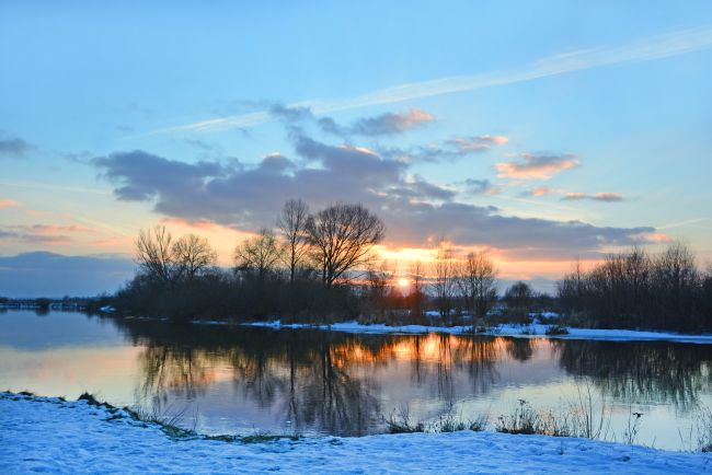 Вода у річці Стир відповідає екологічним нормам