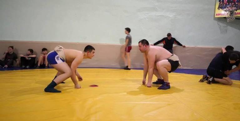 Рівненські рятувальники змагаються на Чемпіонаті України з сумо
