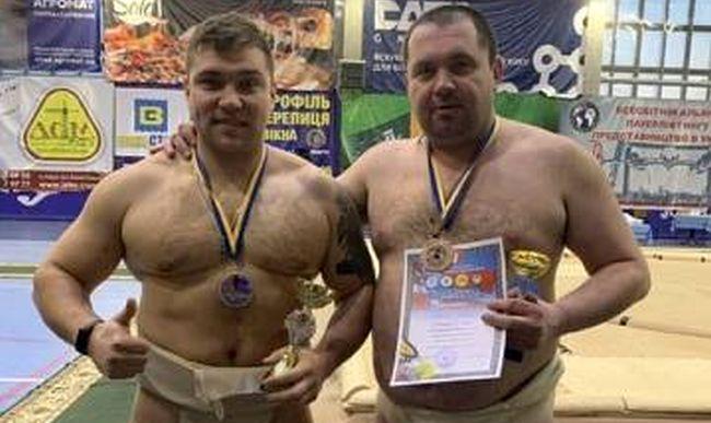 На міжнародному турнірі з сумо «Кубок Любарта» рівняни завоювали перші призові місця