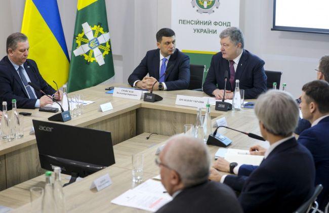 Українські пенсіонери отримуватимуть підвищення виплат усі наступні п'ять років