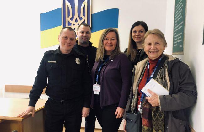 Поліція та ОБСЄ зацікавлені у чесних та відкритих виборах на Рівненщині