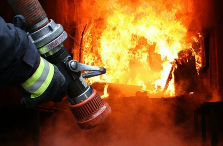 На Рівненщині під час пожежі чоловік отримав термічні опіки
