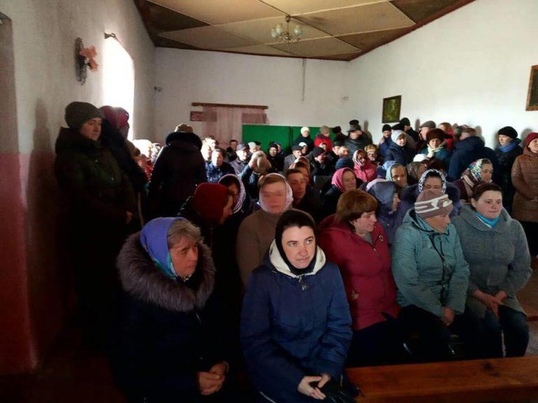 На Кореччині ще одна громада перейшла до Православної Церкви України
