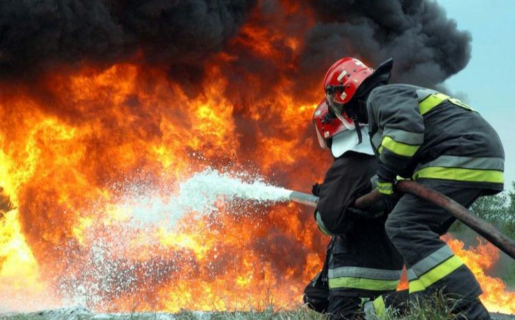 Минулого тижня на Рівненщині ліквідували 42 пожежі