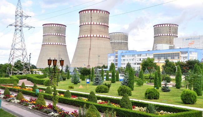 На Рівненській АЕС перевірять стан ядерної безпеки