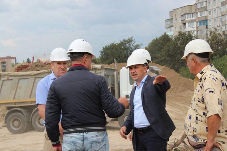 Муляренко вибив для спорткомплексу на Макарова ще майже 50 мільйонів гривень