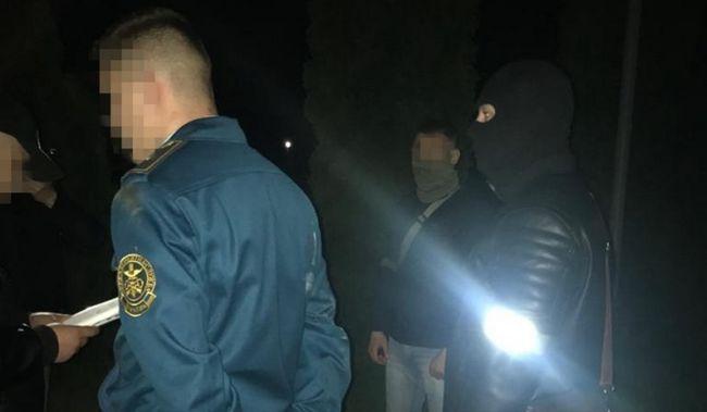 На Рівненщині спецслужби затримали чергового хабарника