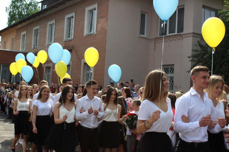 Цьогоріч на Рівненщині понад 7,6 тисяч випускників