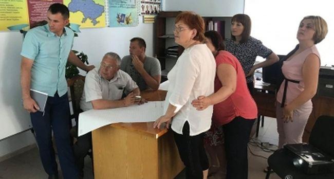 На Рівненщині об'єднана сільська громада пише стратегію свого розвитку
