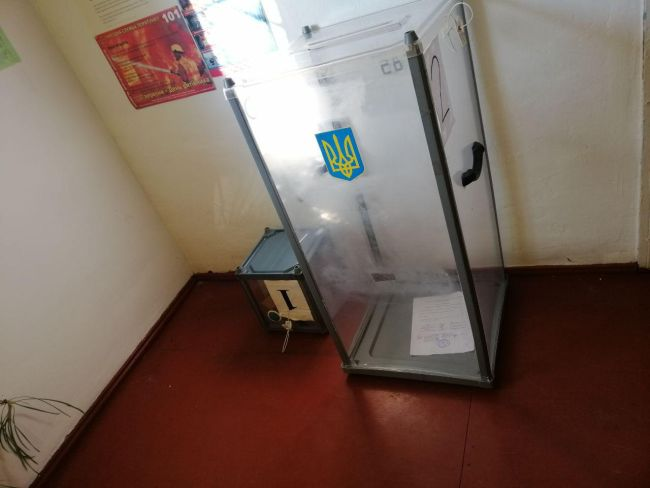На Рівненщині зафіксували перше порушення на виборчій дільниці