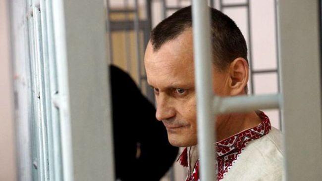 Політв'язень Кремля Микола Карпюк незабаром може повернутися у Рівне
