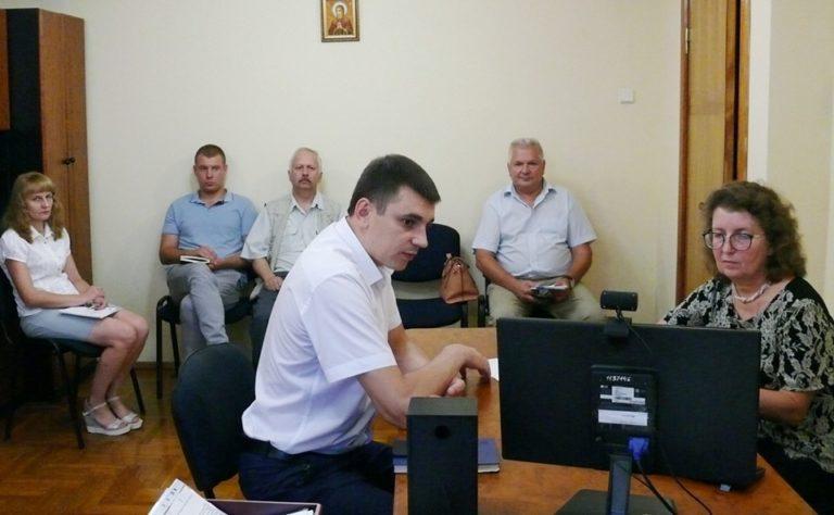 У Рівному в управлінні Держпраці можна отримати онлайн-консультацію фахівців з Києва