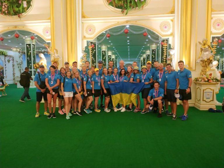 Рівняни представляють Україну на Чемпіонату світу з веслування на човнах Дракон: відомі перші результати