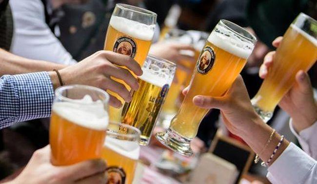 У Рівному відбувся міжнародний конкурс пива (+ВІДЕО)