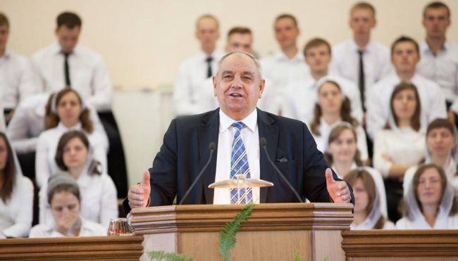 Пішов із життя відомий рівненський пастор Віктор Боришкевич