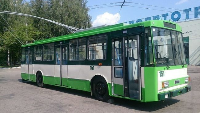 У Рівному встановлять тариф на одноразовий проїзд в тролейбусі для учнів та студентів