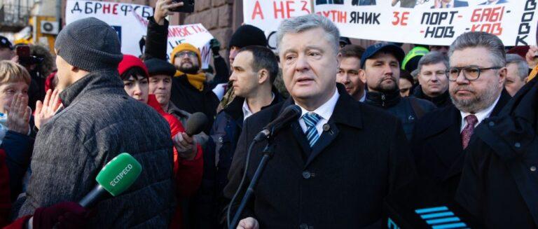 Петро Порошенко: нинішня влада, проваливши свої передвиборчі обіцянки, йде шляхом Януковича і організовує політичні переслідування опозиції