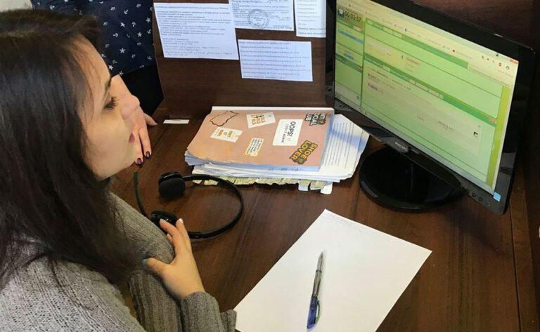 На гарячу лінію Рівненської ОДА з протидії COVID-19 надійшло понад 3 тисячі дзвінків