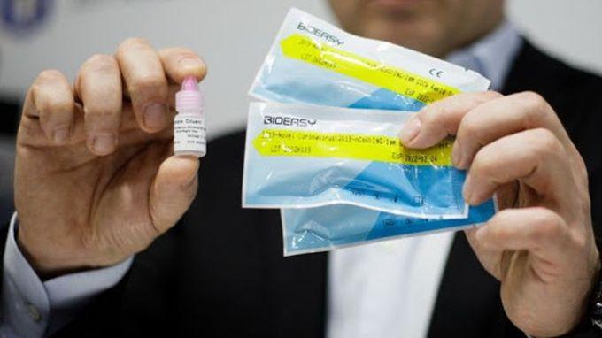 Чи можна протестуватися, приїхавши з-за кордону, на наявність чи відсутність коронавірусної інфекції навіть, придбавши тест за власний кошт?