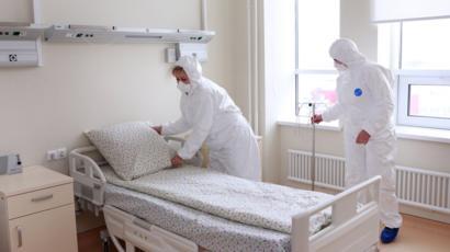 Від Covid-19 помер 65-річний мешканець Рівненщини