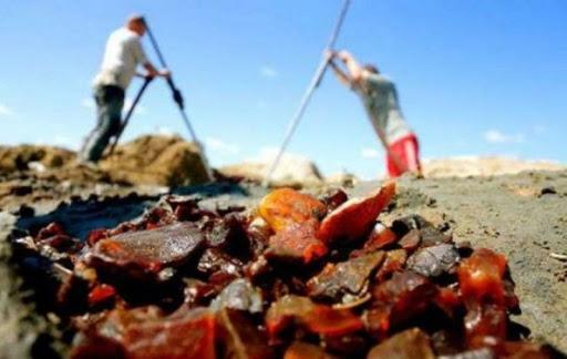 На Рівненщині проходять перші аукціони на отримання спеціальних дозволів для видобутку бурштину