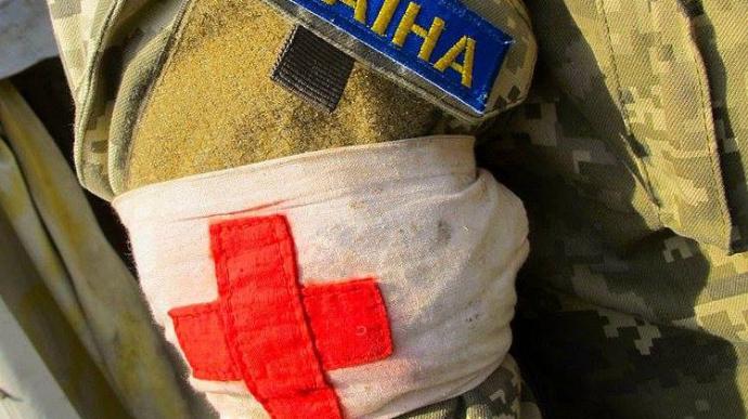 Окупанти вбили військового медика під час евакуації тіла іншого загиблого
