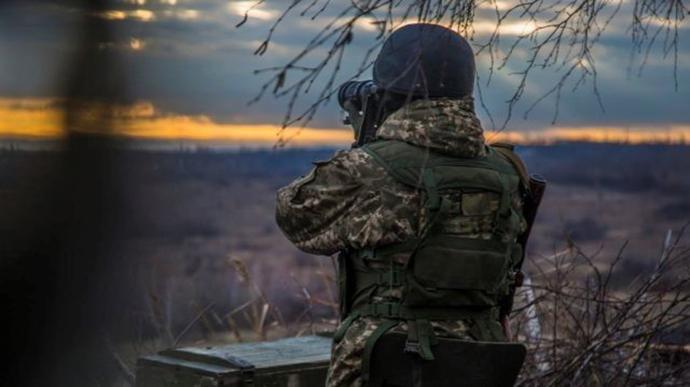 Бойовики активно обстрілювали позиції ЗСУ, декількох воїнів поранили