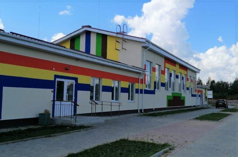 На Поліссі завершують будувати спорткомплекс (+ФОТО)