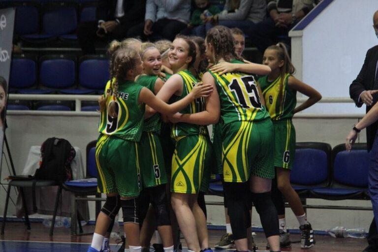 Спортсменки з Рівненщини вибороли Кубок України з баскетболу