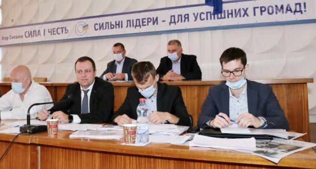 Хто йде в Рівненську облраду від партії «Сила і честь»: оголошено першу десятку списку