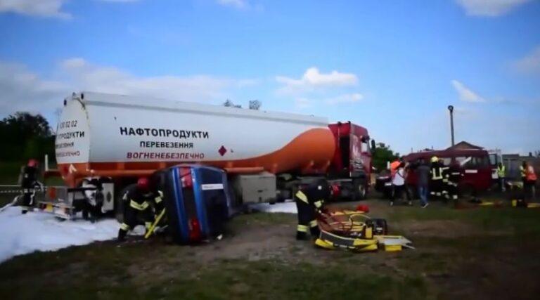 На Рівненщині рятувальники створили навчальний YouTube-канал (+ВІДЕО)