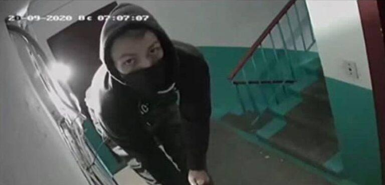 У Рівному камера спостереження зняла, як її крадуть (+ВІДЕО)