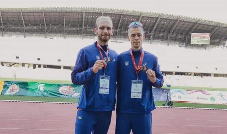 Рівнянин здобув срібло на змаганнях у Румунії, поступившись на долю секунди