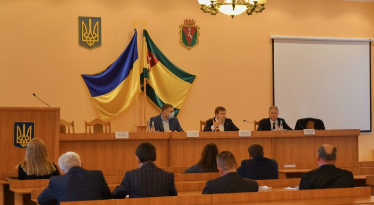 Віталій Коваль зустрівся із новообраними керівниками громад Сарненщини